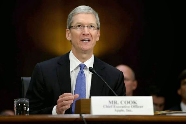 Tim Cook - CEO Apple