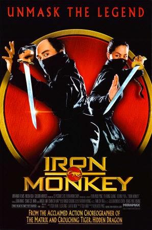 Thiết Hầu Tử - Iron Monkey