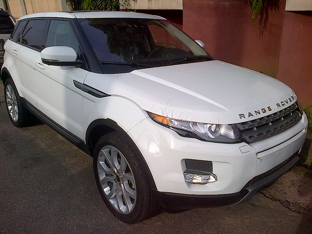 precisionautos for sale 2012 range rover evoque 6000. Black Bedroom Furniture Sets. Home Design Ideas