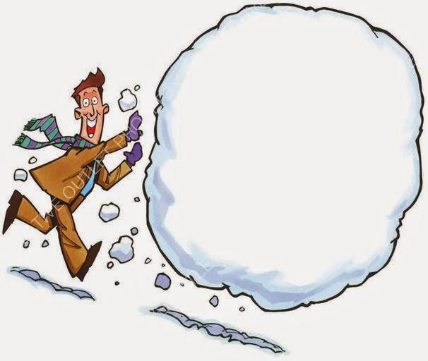 Snowball atau Akibat Buruk Kurang Rasa Percaya Diri