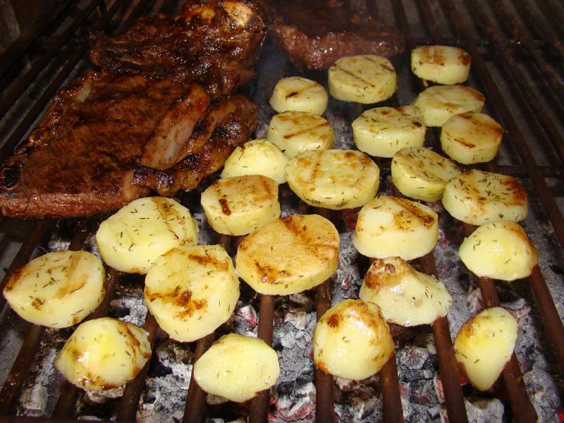 Cocina en casa barbacoa estilo e e u u for Comida para barbacoa