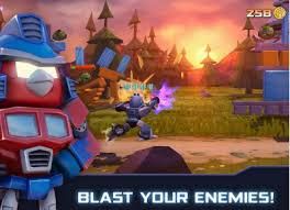 Angry Birds Transformers v1.5.18 APK Android