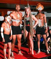 Rachel Dolezan circus
