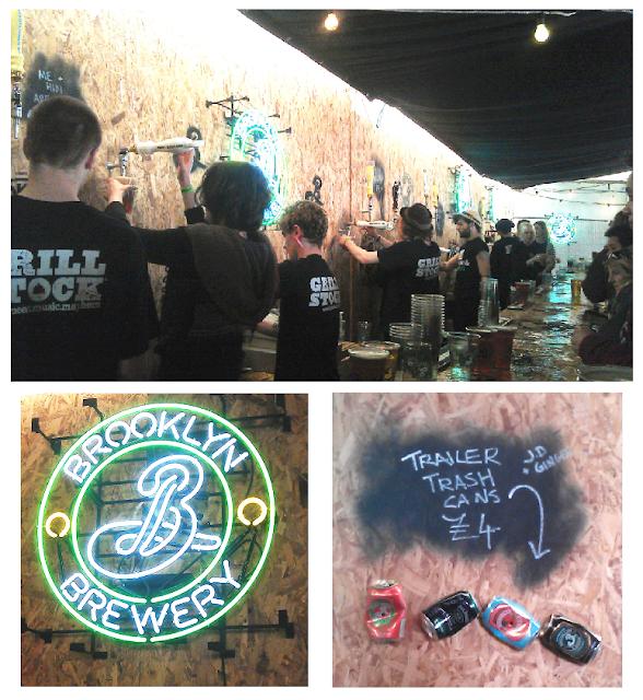Bristol Grillstock 2013 Brooklyn Brewery