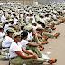 Fake NYSC Camp Discovered By State Security Service (SSS) In Niger State, Nigeria