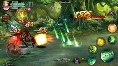 Dragon and Elves MMORPG v2.0.1.35 Mod Apk (Mega Mod) 4
