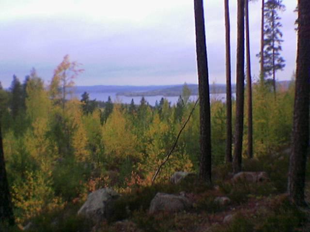 Erätarinoita Pohjois-Päijänteen Rantavuorilta