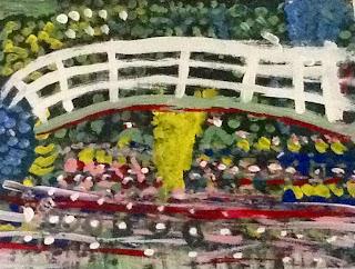 Art Intertwine- Monet Art Activity