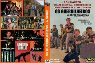 OS GUERRILHEIROS - SÉRIE DE TV