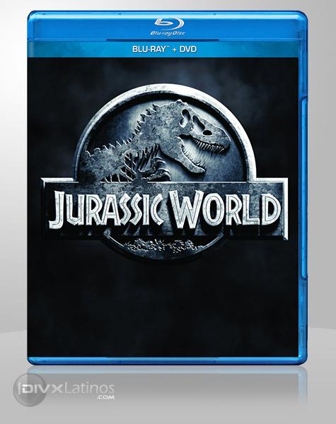Dlatinos mundo jurasico jurassic world 2015 hd for Puerta jurassic world