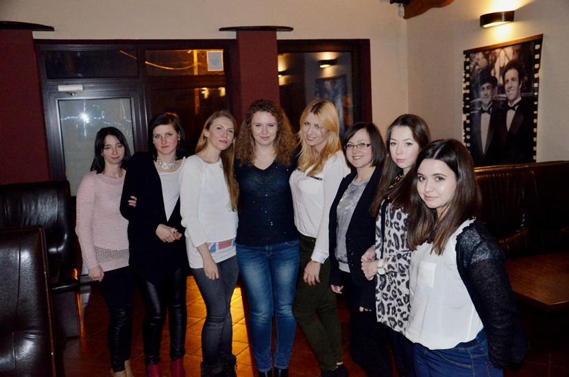 Spotkanie blogerek w Brzesku