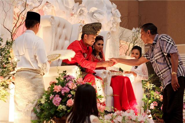 wedding reception rosaiful & shanaz kuala lumpur 7