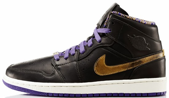 02/01/2014 Air Jordan 1 Retro Mid BHM