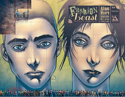 Fashion Beast # 10 - Alan Moore Facundo Percio