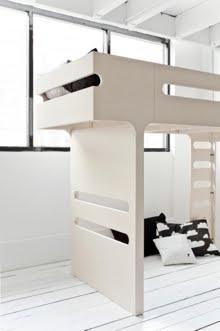 F BUNK BED