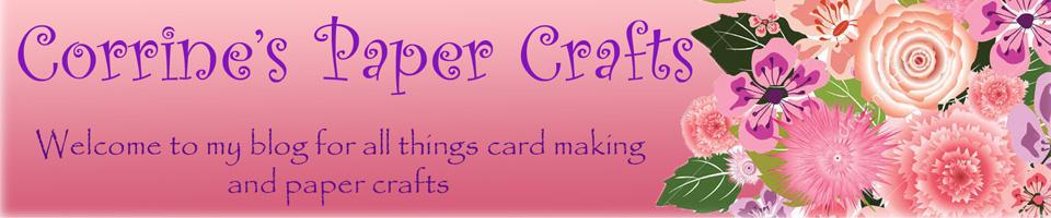 Corrine's Paper Crafts