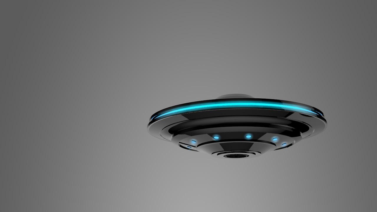 Mac Mave Studios Free Ufo 3d Model