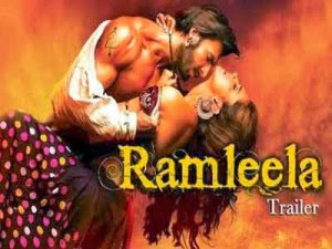 Ram-leela Movie theatrical trailer
