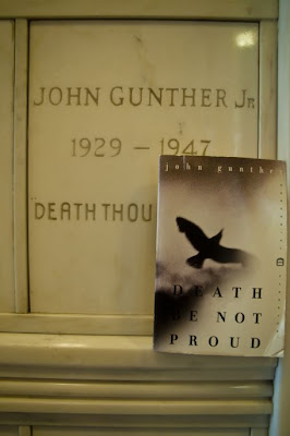 a fight for survival in death be not proud by john gunther The novel, death be not proud, by john gunther john gunther's death be not proud: summary & analysis throughout his illness, johnny always had an unwavering will to survive, to awake the next morning and find that he was well.
