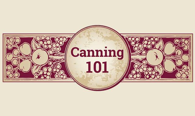 Image: Canning 101