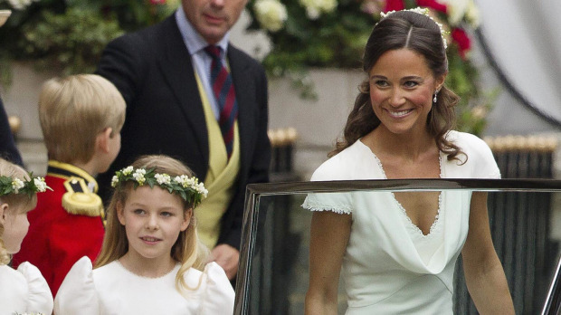 kate middleton sister pippa. Pippa Middleton is currently