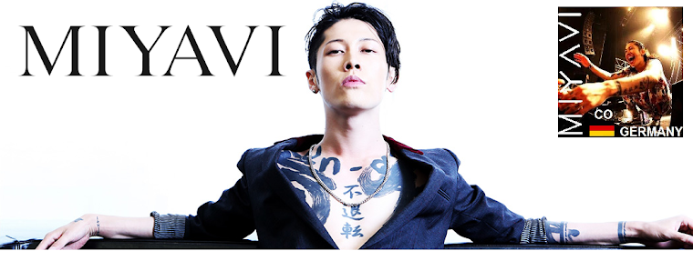 Co-Miyavi Germany