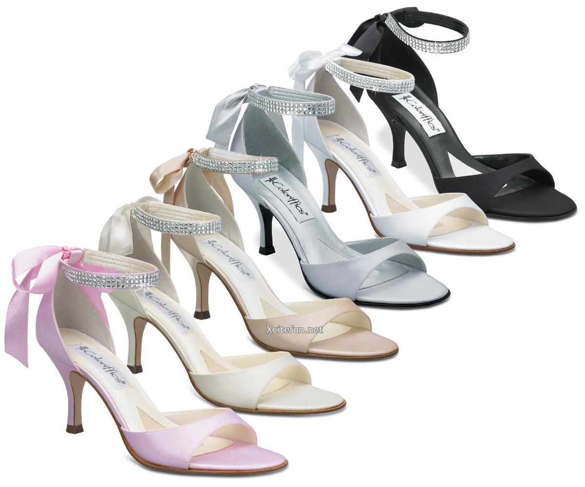 Diamond Ankle Strap Modern Lady Beautiful Shoes