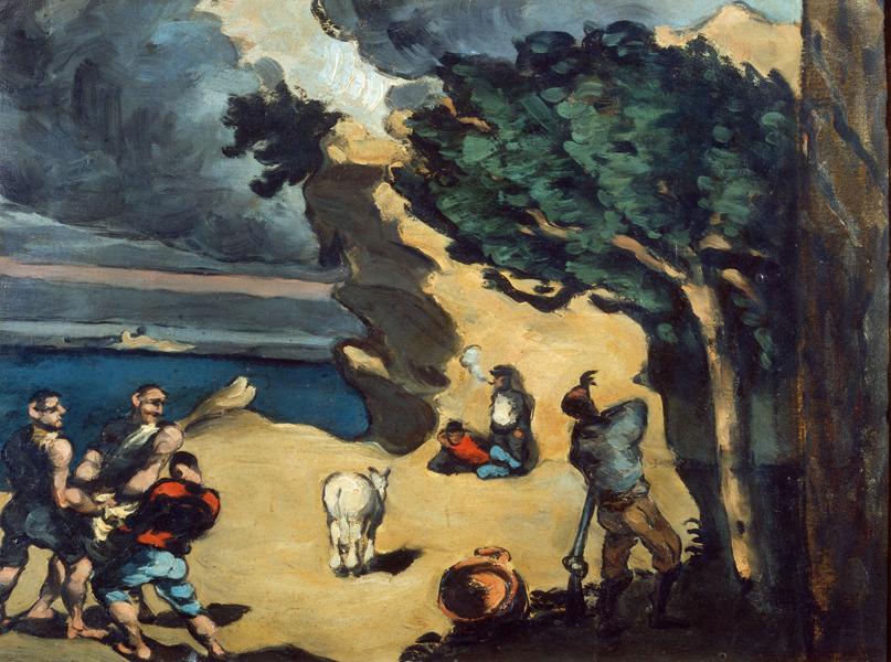 Mostra Cézanne a Milano