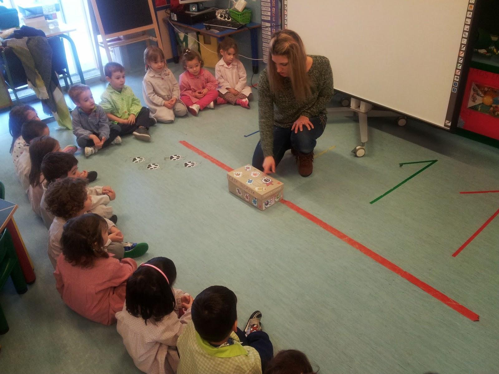 Los infantilistos un monstruo en nuestra clase for En nuestra clase