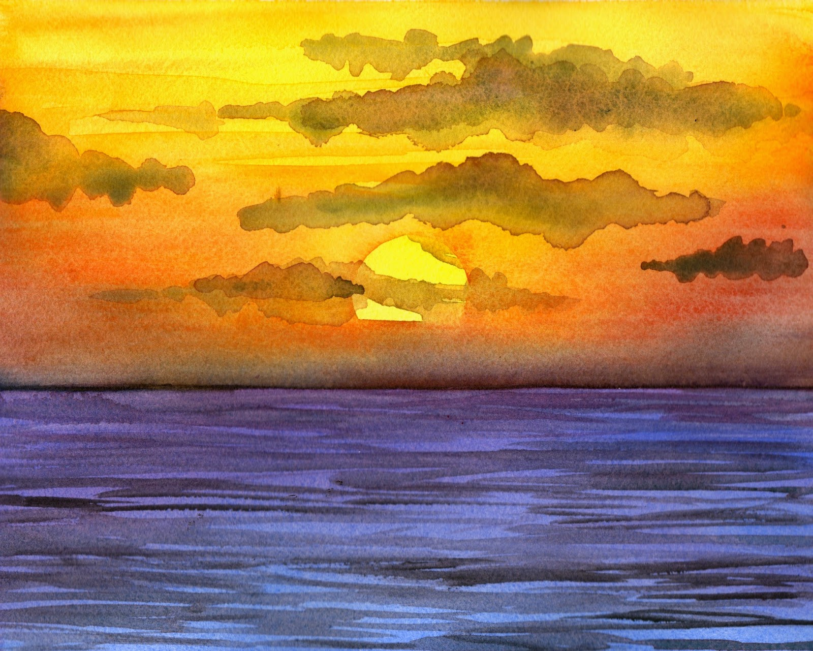 Atlantic Sunset 2