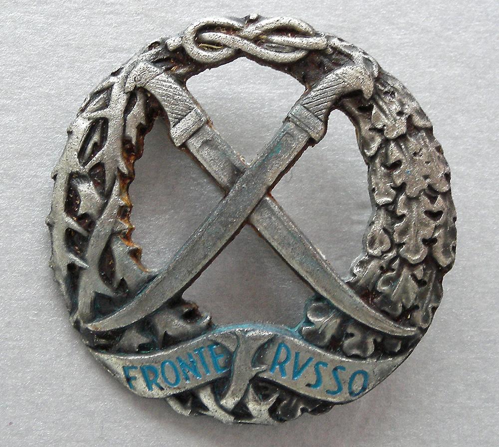 distintivo fronte russo alpini armir csir