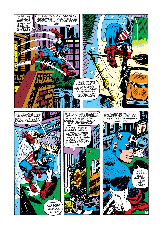 Captain America (1968) Issue #139 #53 - English 5