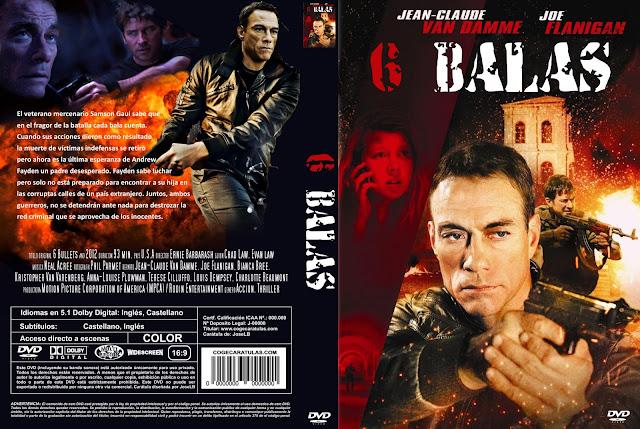 6 Balas Dvd