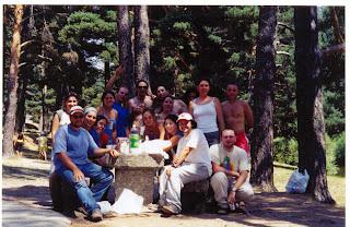 Camping Familia Barbacoa