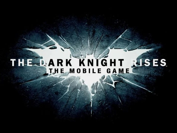 The Dark Knight Rises Trailer: Gameloft