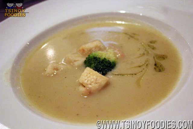 brocolli soup