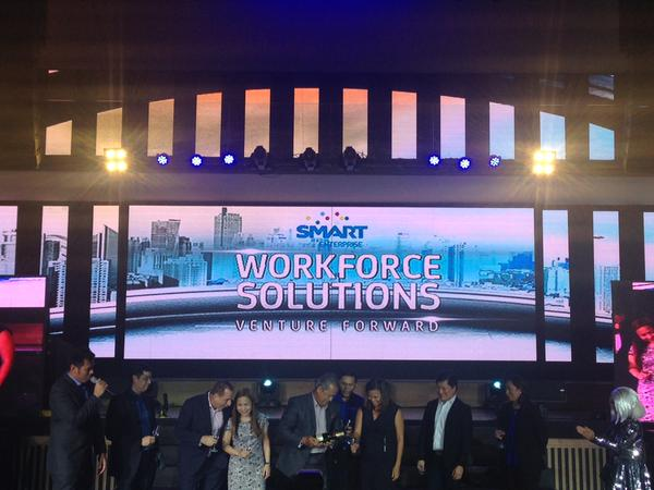 SMART Enterprise M2M WorkForce solutions