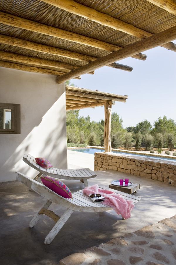 Casa en formentera durabilit for Arquitectura ibicenca