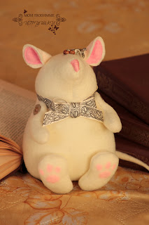 мышь, мышка, мышенок, игрушка, текстильная игрушка