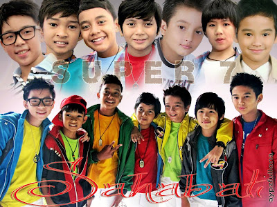 Super 7 Sahabat (Best Friend Forever)