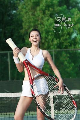 中國裘莉『艾尚真』