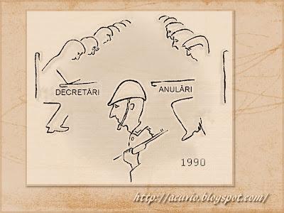 Funny drawing Decrete