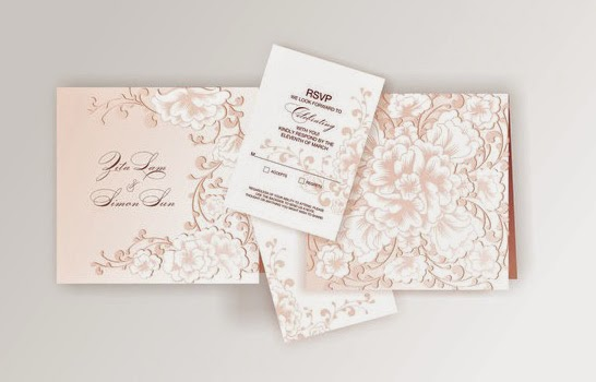 tarjetas creativas de bodas