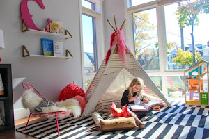 Living with Kids on Design Mom!!
