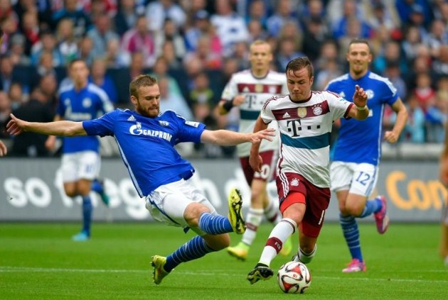 Schalke 04 vs Bayern Munich Bundesliga Germany