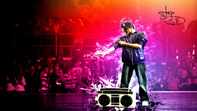 streetdancer - hip-hop dancer