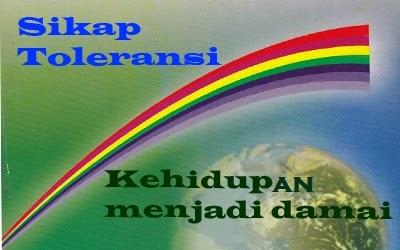 Sikap Toleransi Solusi Konflik Sosial Di Indonesia
