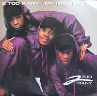 2 Too Many – My Imagination (VLS) (1992)