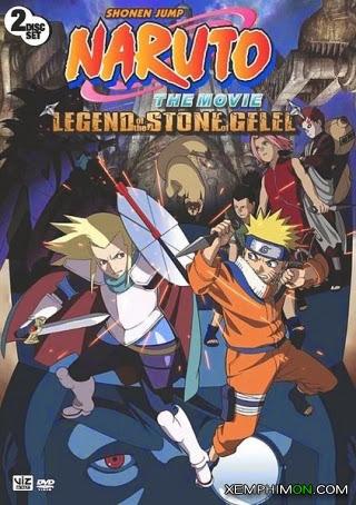 Naruto : Hòn Đá Quyền Năng Full HD HD Thuyết minh
