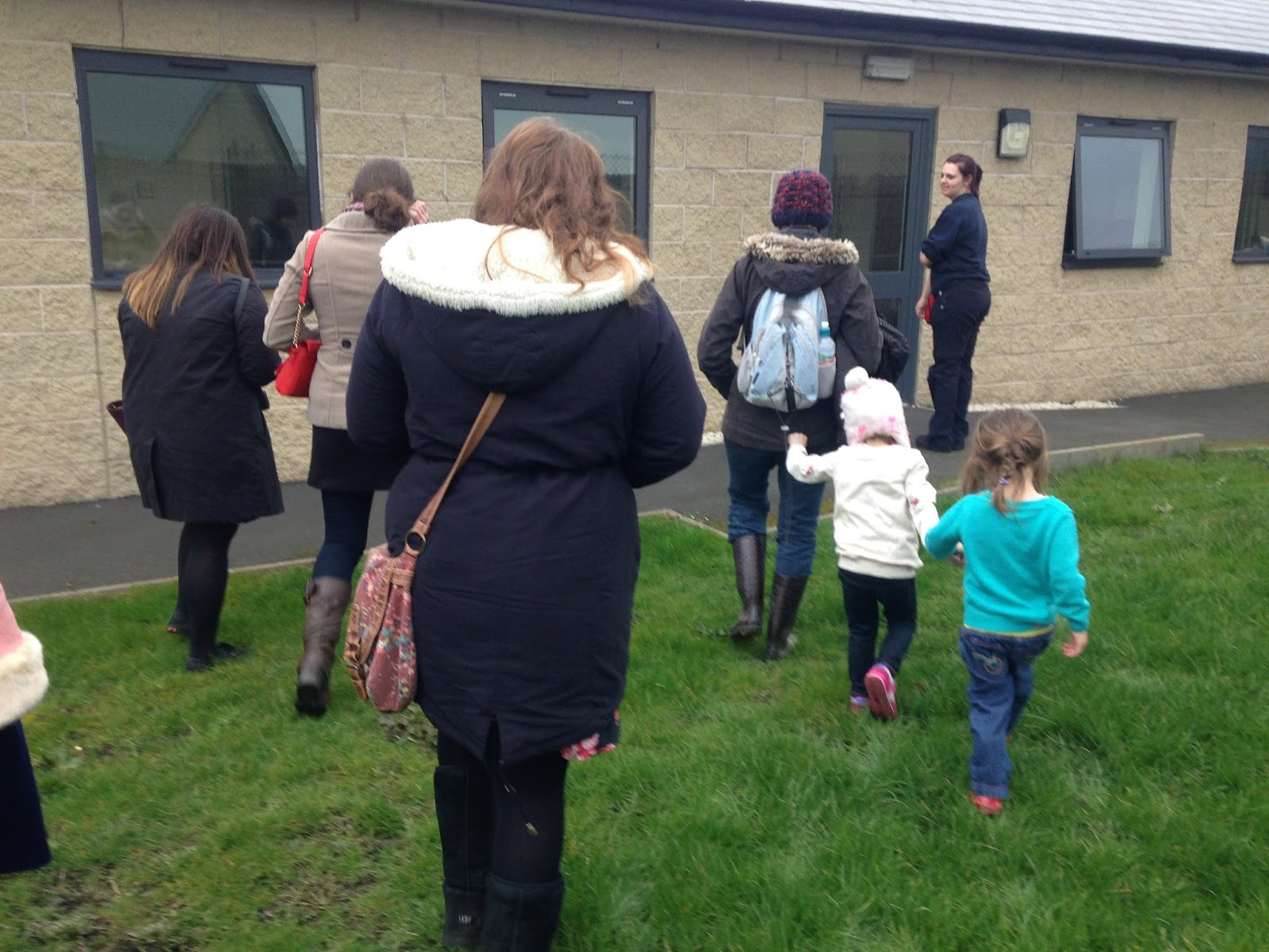 RSPCA Sheffield Blogger Day